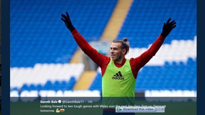 Wales Melawan Denmark Tak Hanya Sekadar Gareth Bale Kontra Christian Eriksen