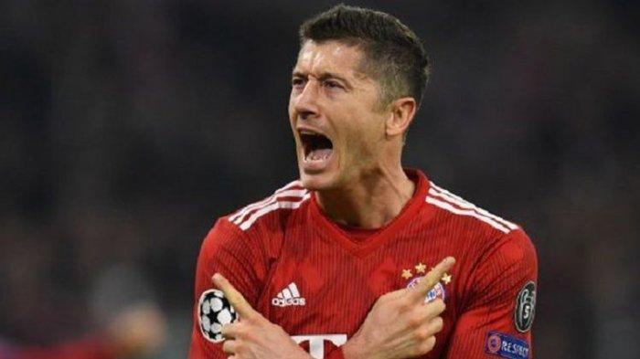 Lewandowski Pemain Terbaik Dunia 2020, Kalahkan Messi dan Ronaldo dalam Voting