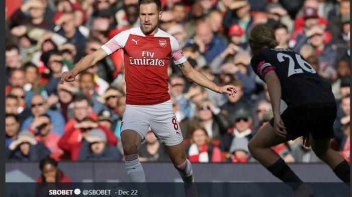Juventus dan PSG Incar Gelandang Arsenal Aaron Ramsey, Cesc Fabregas Bakal Hengkang dari Chelsea