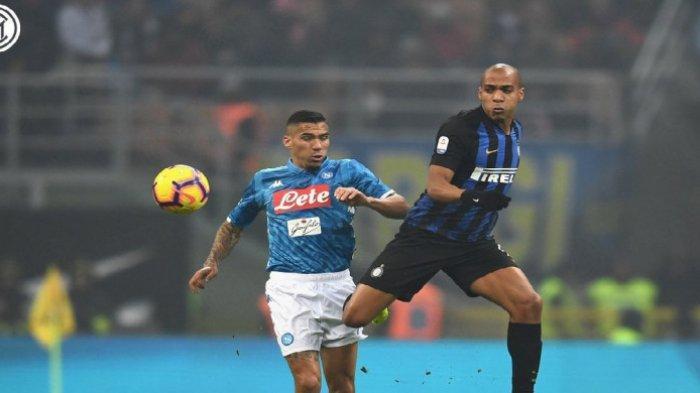 Laga Inter Milan Vs Napoli Harusnya Dihentikan Karena Diwarnai Aksi Rasial dari Penonton