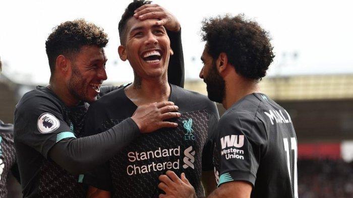 Esok, Liverpool Kontra Arsenal Berebut Puncak Klasemen di Pekan Ketiga Liga Inggris Musim Ini