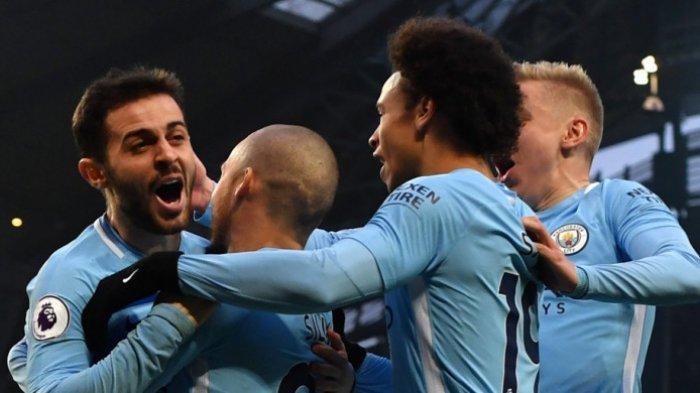 Manchester City Menang Tipis, Tapi Hampir Dipastikan Juara