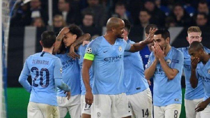 Manchester City Akhirnya Menang, Pep Guardiola Sebut Kontra Schalke 04 Sama dengan Liverpool
