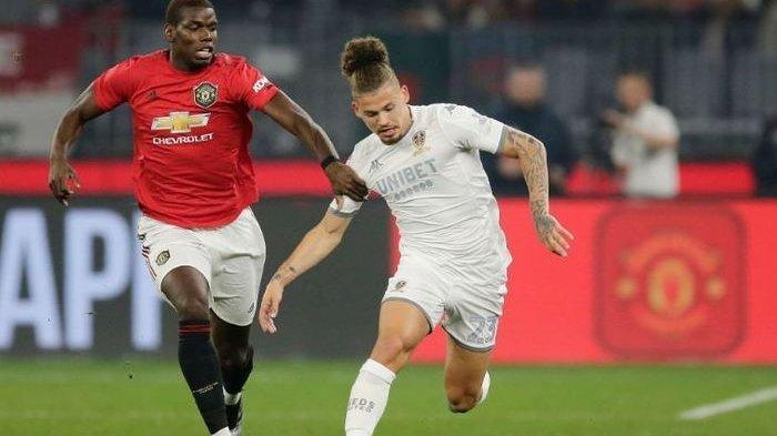 Real Madrid Incar Gelandang Ajax Amsterdam, Paul Pogba Bertahan di Manchester United