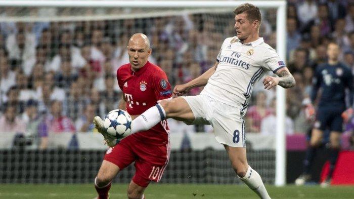 Real Madrid Sebut Toni Kroos, Layak Melangkah ke Semifinal