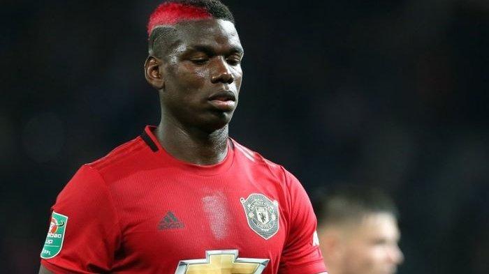 Inter Milan Siap Angkut Paul Pogba Demi Balas Dendam ke Juventus, Manchester United?