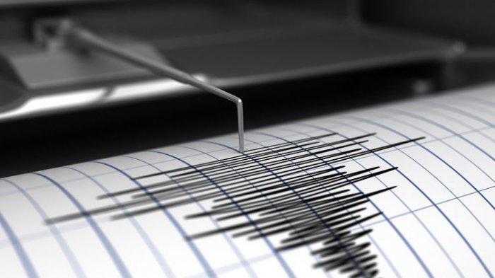 Gempa 4,5 SR Landa Gunung Kidul Yogyakarta, Getarannya Terasa Hingga Pacitan