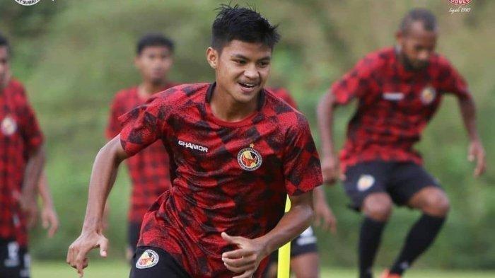 Profil Pemain Semen Padang FC Genta Alparedo, Satu-satunya Pemain Liga 2 di Timnas Shin Tae-yong