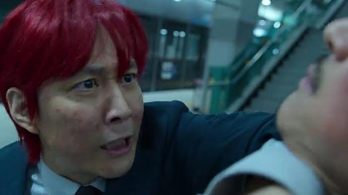 Misteri Seong Gi Hun Berambut Merah di Squid Game Akhirnya Terkuak, Ini Kata Sutradara
