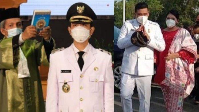Gibran Sembuh, Bobby Kena Covid-19, Presiden Jokowi Dapat Kabar Baik dan Buruk dari Anak dan Menantu
