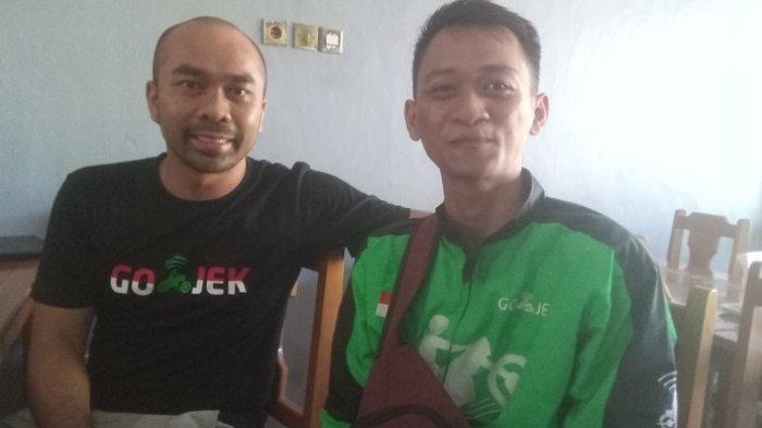 Eko Bergabung Gojek Palangkaraya, Hasilnya Buat Biaya Kuliah