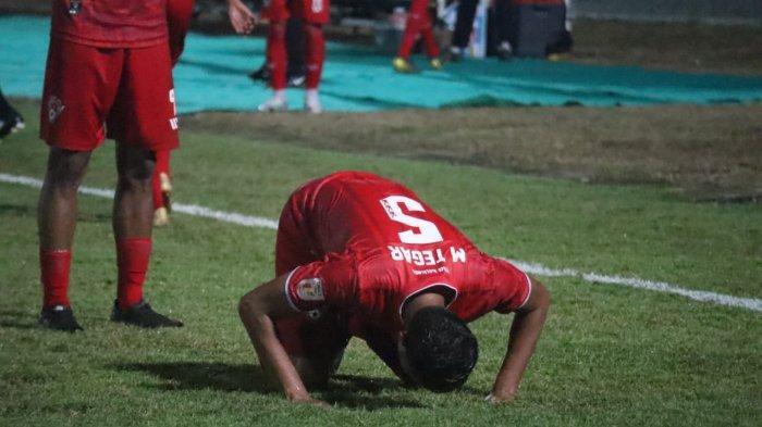 Taklukkan Persewar Waropen, Kalteng Putra Makin Kokoh di Puncak Klasemen Grup D Liga 2 2021