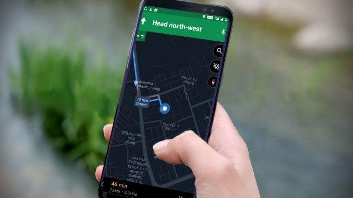 Google Maps Dark Mode di OS Android 10 dan 11, Ini Caranya dan Kelebihan Versi gelap