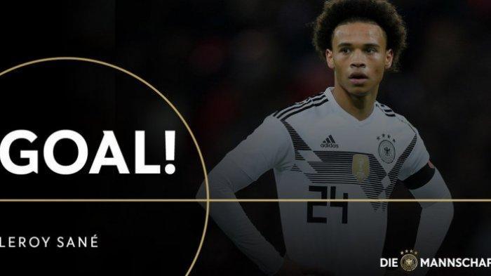 Rusia Kalah 3 Gol dari Tuan Rumah Jerman di Laga Persahabatan