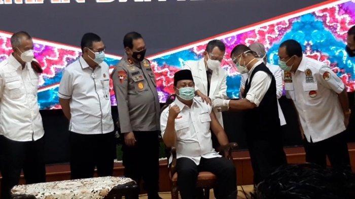 Vaksin Sinovac yang Disuntikkan ke Presiden Jokowi Disebut Gagal, Ketua Satgas IDI Beri Penjelasan