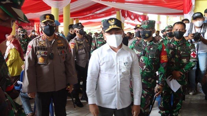 Pemprov Kalteng Salurkan Bantuan Sosial Beras Kemensos RI untuk 145.316 KPM