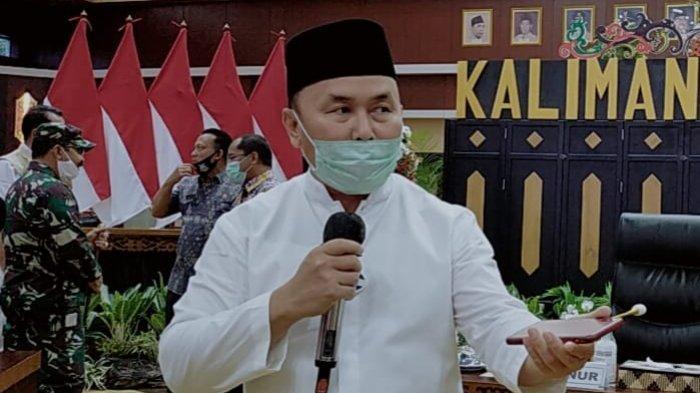 Gubernur Kalteng Pastikan Pasien Covid-19 Varian Baru B1617 di Kalteng Semuanya Sudah Sembuh