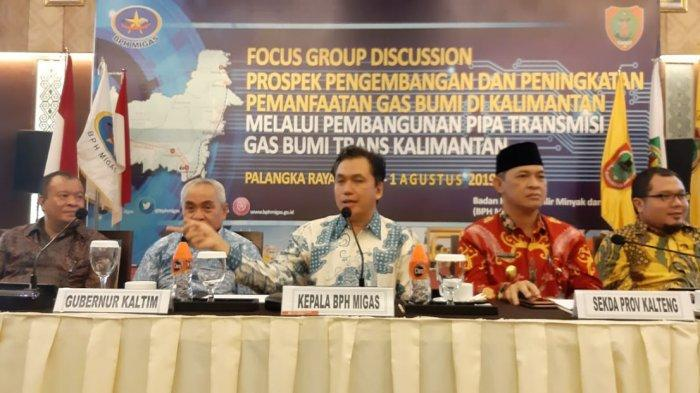 Rencana Pemindahan Ibu Kota RI, Gubernur Kaltim Isran Noor Minta Kaltim Jangan Diadu dengan Kalteng