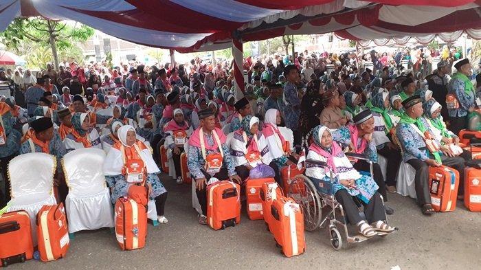Mulai Masuk Asrama, Ini Jadwal Lengkap Keberangkatan Jamaah Calon Haji Kalteng