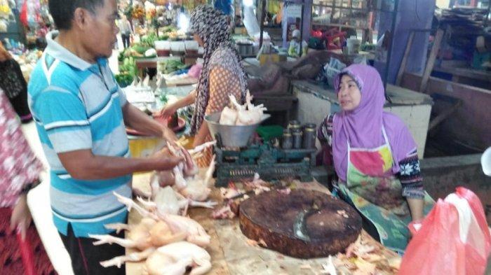 Antisipasi Inflasi Jelang Idulfitri, Wali Kota Palangkaraya Jalankan Program Kandang Penyangga