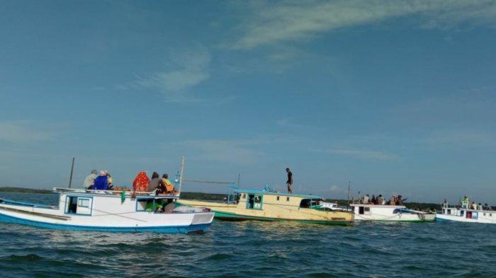 Nelayan Sungai Loban Batulicin Kalsel Tenggelam di Laut Belum Ditemukan