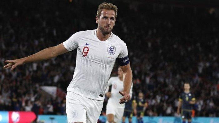 Harry Kane dan Cristiano Ronaldo Masih Belum Mencapai Cetak Gol Terbanyak di Kualifikasi EURO 2020