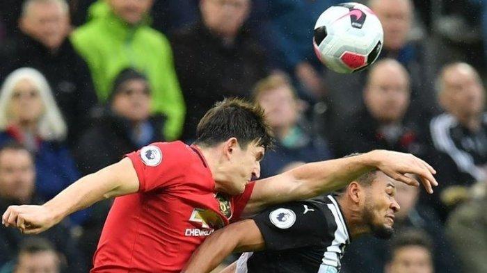 Liga Inggris, Manchester United Vs Newcastke United, Tren Kalah Melanda Setan Merah Dekati Degradasi