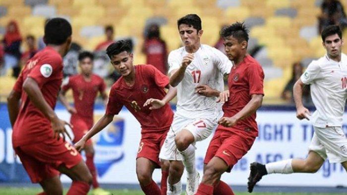 Hasil Akhir Piala AFC U-16 2018 Timnas U-16 Indonesia vs Iran Skor Akhir 2-0, Sumbangan Si Kembar