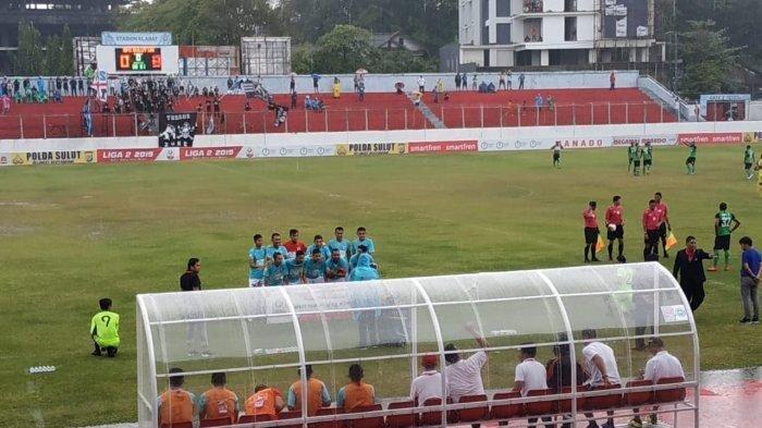 Hasil Akhir Sulut United vs PSBS Biak di Liga 2 2019, Skor Akhir 2-2, Selamat dari Kekalahan
