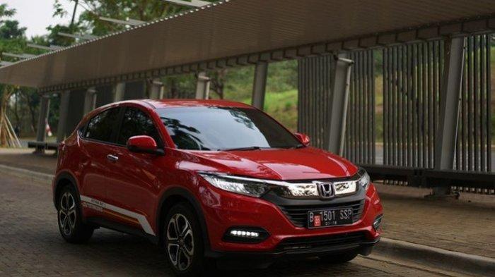 Sumbang Penjualan 28 Persen, HR-V Jadi Andalan Honda