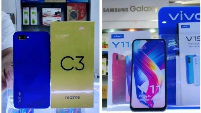 Harga Handphone Cuma Rp 1 Jutaan Lengkap, Ada Vivo, Oppo, Realme dan Samsung, Cek Spesifikasi