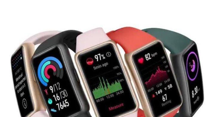 Harga Huawei Band 6, Gelang Pintar Canggih yang Bisa Pantau Menstruasi dan Detak jantung