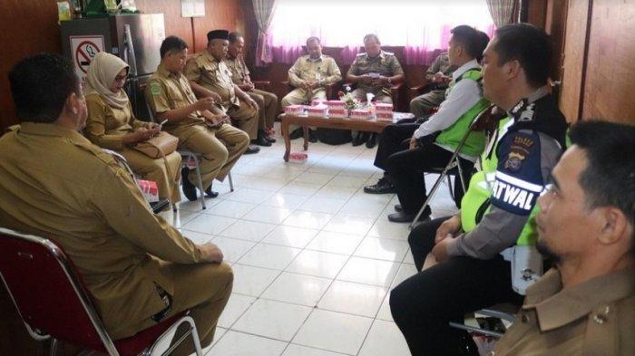 Jemaah Calon Haji Asal Kapuas Perdana Masuk Asrama Haji Embarkasi Banjarmasin di Banjarbaru