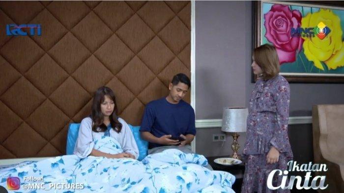 Mama Rosa Bongkar Peneror Keluarga Andin & Aldebaran di Ikatan Cinta Malam Ini, Link Streaming RCTI