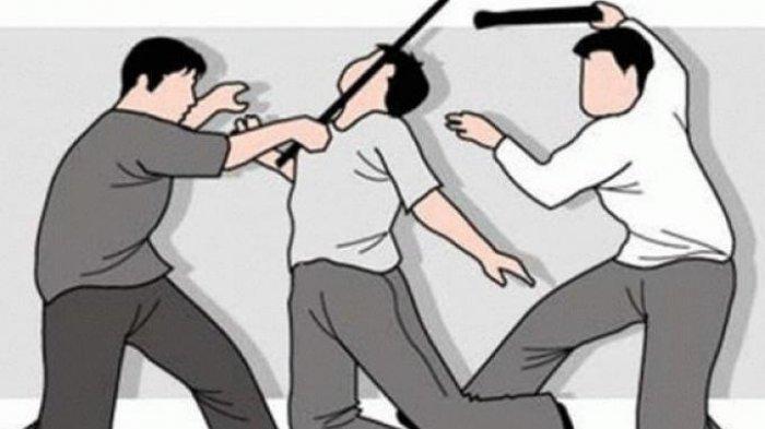Pengeroyokan Polisi dan Anggota Kopassus di Trotoar Jalan Falatehan Masih Misterius, 1 Orang Tewas
