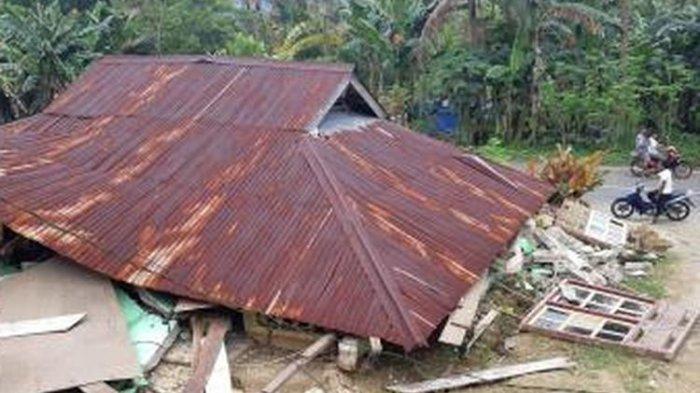 Gempa Magnitudo 5,2 Guncang Nias Sumatera Utara