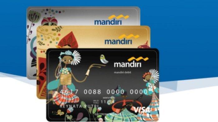 1 Juni 2021 Kartu ATM Magnetik Bank Mandiri Diblokir Permanen