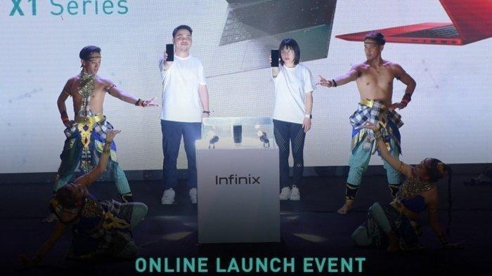 Infinix Note 10, Visual Sempurna Dukung Konten Media Sosial dan Nonton Film