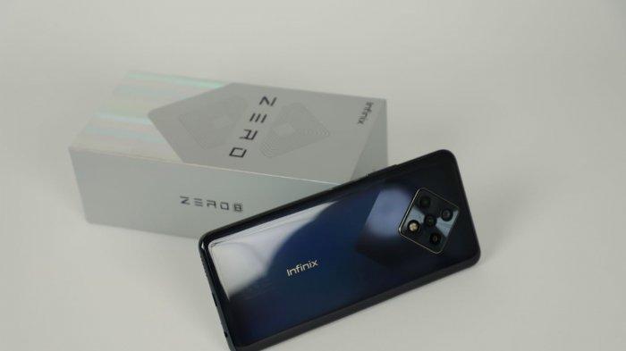 Infinix Zero 8, Resolusi Kamera Depan Terbesar di Dunia, Cocok Untuk Pecinta Foto