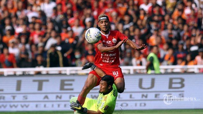 Info Persija di Liga 1 2019, Keeengganan Persija Jakarta Lepas Bruno Matos ke Persebaya dan Persib
