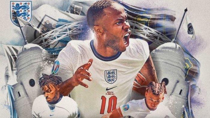 Jadwal Semifinal EURO 2020, Prediksi Inggris vs Denmark, Live RCTI Live Streaming Mola TV Malam Ini
