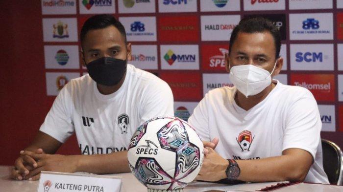 Kuatnya Lini Tengah dan Pertahanan Kunci Kemenangan Kalteng Putra atas Persewar di Liga 2 2021