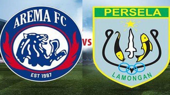 Cara Nonton Live Streaming Indosiar Arema FC vs Persela Lamongan di Shopee Liga 1 2019 Pekan 3