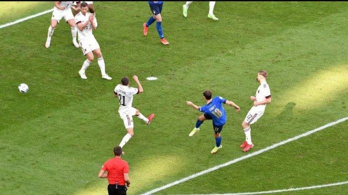 Pemain Inter Milan & Sassuolo Bawa Italia Kalahkan Belgia & Raih Peringkat 3 UEFA Nations League