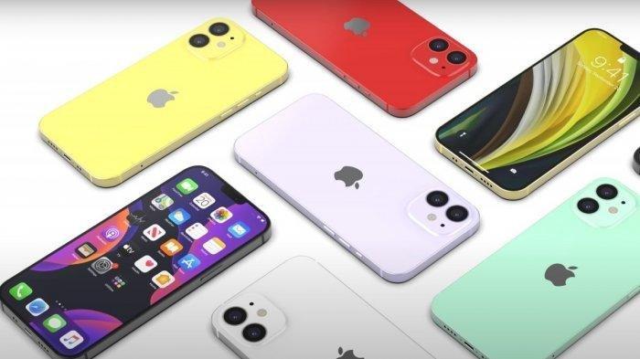 DAFTAR Harga iPhone Terbaru Februari 2021, iPhone 7 hingga iPhone 12 Series