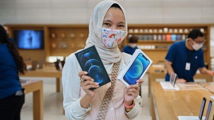 Denda Rp 27 Miliar untuk Apple yang Jual iPhone 12 Tanpa Kepala Charger