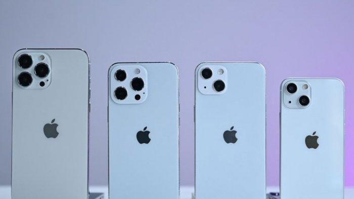 Yang Ditunggu Fanboy, 14 September 2021 iPhone 13 Launching, Ini Bocoran Harga dan Spesifikasinya