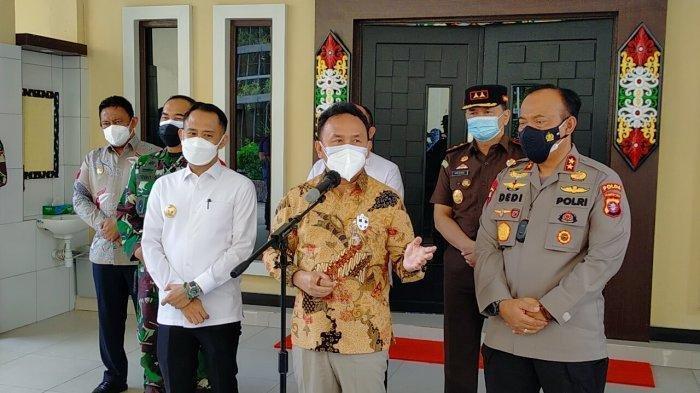 Covid-19 di Kalteng, Kepatuhan Penggunaan Masker Tertinggi tapi Pasien Meninggal Terus Meningkat
