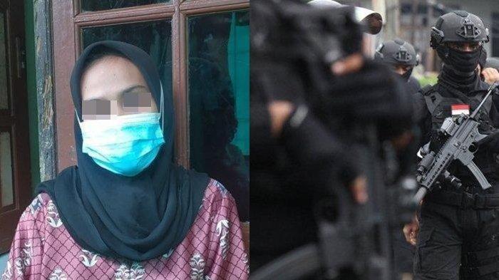 Suami Ditangkap Densus 88, Istri Terduga Teroris Kini Bingung Bayar Cicilan Utang di Bank