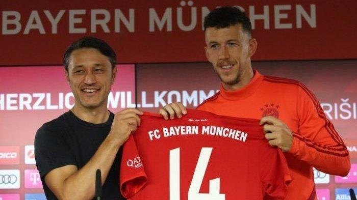 Liga Italia - Ini Alasan Pemain Sayap Inter Milan, Ivan Perisic Bergabung dengan Bayern Muenchen
